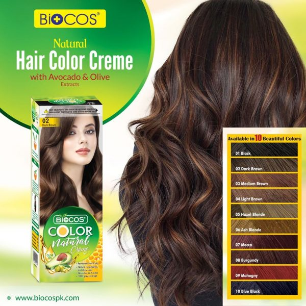 hair color for women