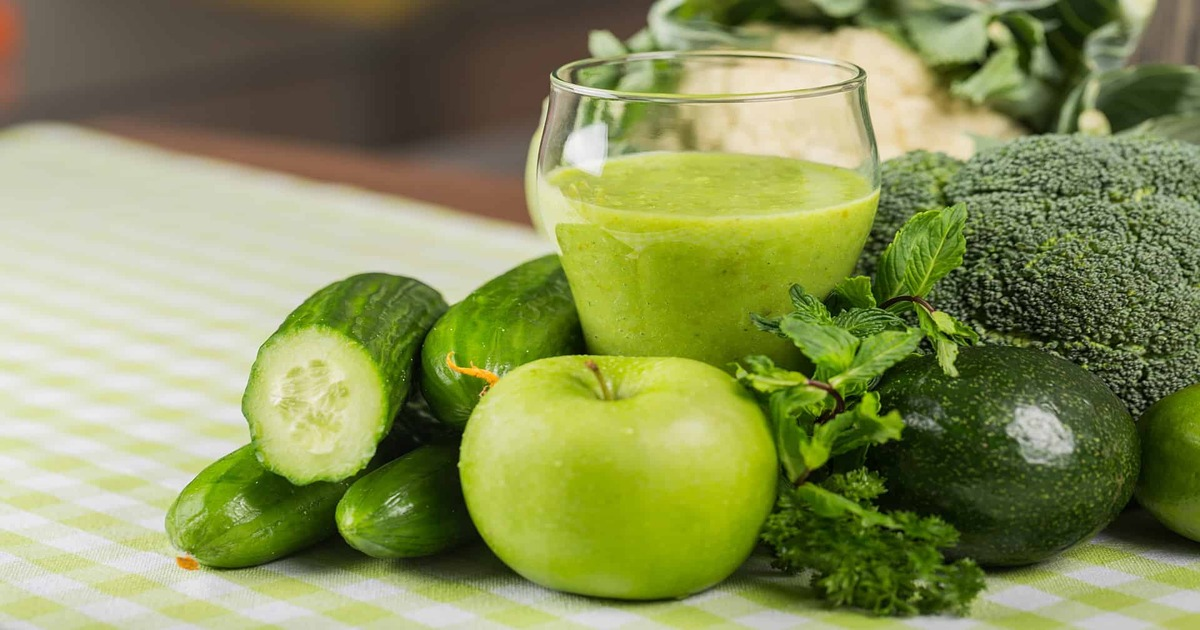 Cucumber Juice Use and benefits