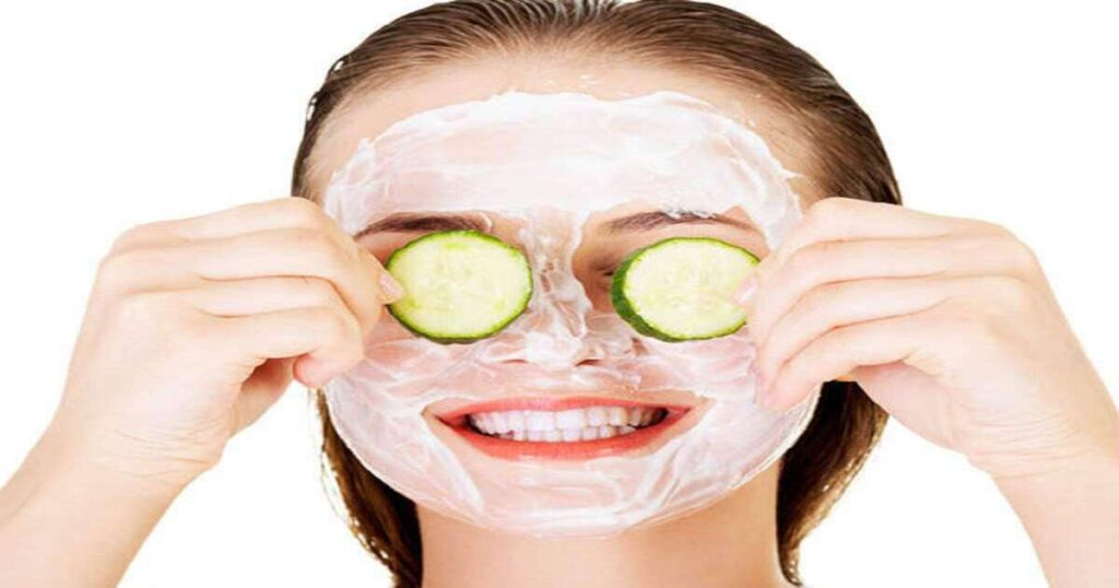 Uses of Cucumber For Face